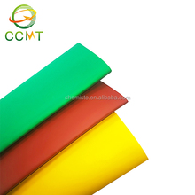 wholesale price high resistance to tracking insulated heat shrinkable bus bar tube sleeves