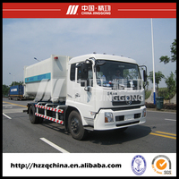 Environmental Machinery Factory direct sale Hook lift Garbage dump truck