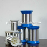 Manufacturer of stainless steel tiny wire with spool packing and box