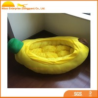 2016 fruit shaped indoor dog dry bed for small dog cat