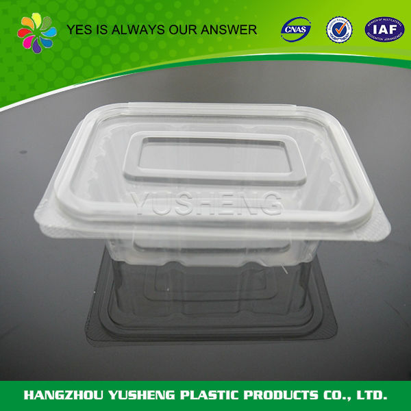 Multi-function food use disposable frozen food packaging boxes