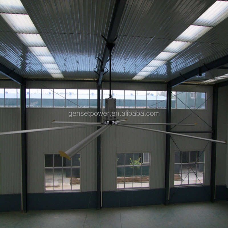 Giant Ceiling Fan Price Philippines: 20feet Hvls Large Industrial Big Ceiling Fan Malaysia