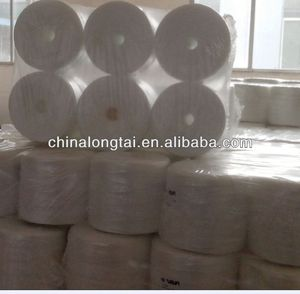 polythene(pe) and polypropylene(pp) rope 3 strands