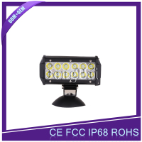 36W 4x4 led light bar for car/off road/auto/motorbike
