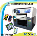 flatbed uv led tile glass printing machine digital uv metal printer