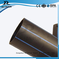 Manufacturing Hdpe pe100 Raw Material Hdpe Plastic Pipe 3 inch