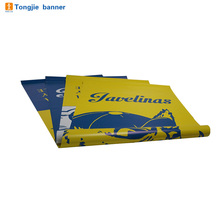 Outdoor stand display pvc tarpaulin banner