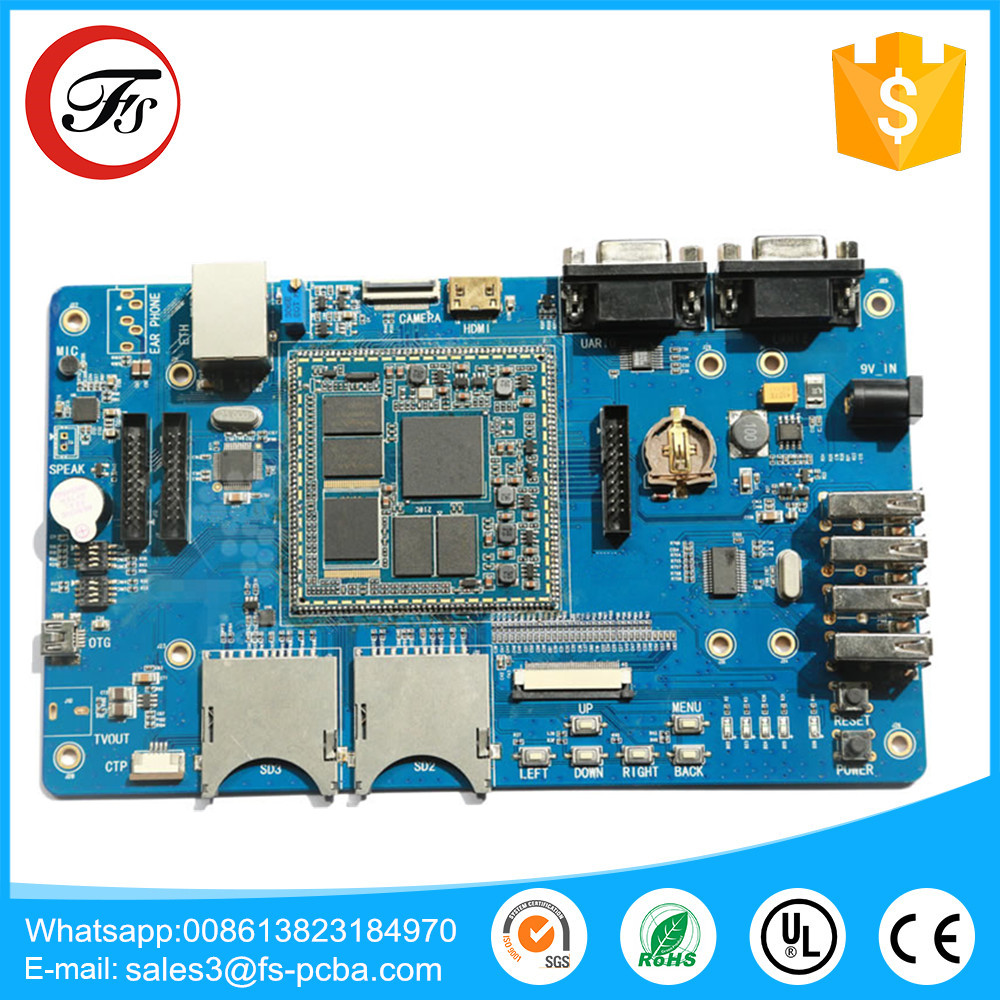 Fast audio amplifier pcba,automatic pcba,pcb assembly for wifi receiver audio