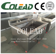 stainless steel lettuce carrot potao smal fruit and vegetable washer machine