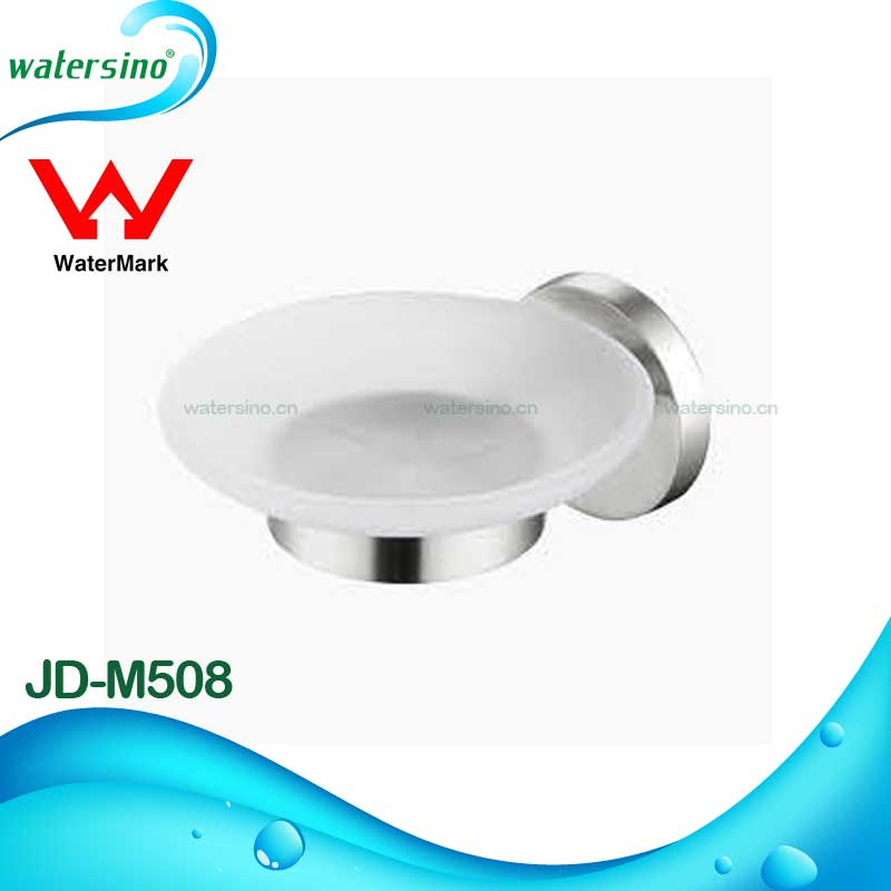 Wholesale soap holder wall mounted brass soap dish JD-M508