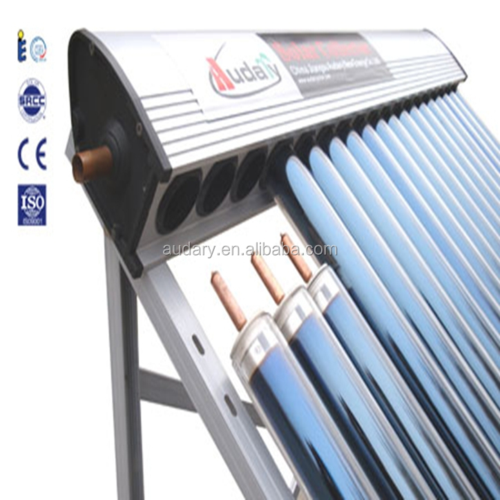 2016 solar collector for solar hot water system commercial and industrial project