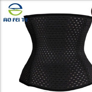 82e152999548c 2018 high quality waist trainer Women polyester Waist Training Corsets  Wholesale Cheaper