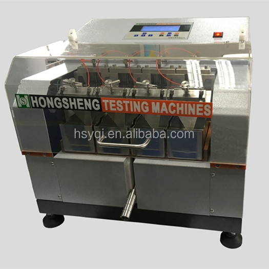 SATRA TM43 leather maeser water penetration tester
