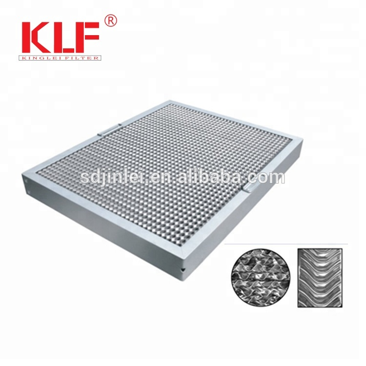 Kitchen-aluminum-grease-trap-honeycomb-air-filter.jpg