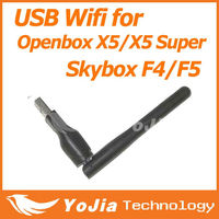 Mini 150M USB WiFi Wireless Network Card with Antenna LAN Adapter best for Openbox X3 X4 X5 X5 super M3 F4 F5 F3