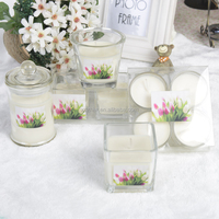 Different sizes Glass Jar candle and over 100 great fragrances to set your home for any seasonseason