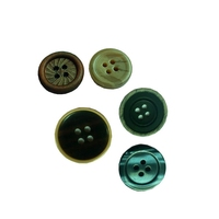 Popular wholesale plastic fancy resin button