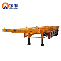Wholesale Small Trailer For 20ft Container