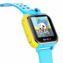 Smart watch phone with camera for kids anti-lost GPS tracker SOS children g75 q200 watch 3G