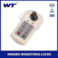 9501S electronic cabinet lock for lockers