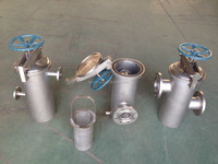 small industrial oil filter and fuel filter