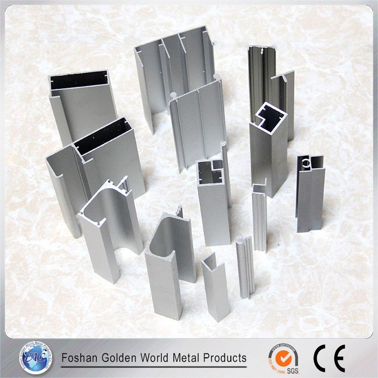 Import China Goods Closet Door Greenhouse Aluminum Profile