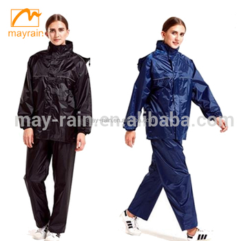 2017 rain suit/ raincoat/ rain jacket