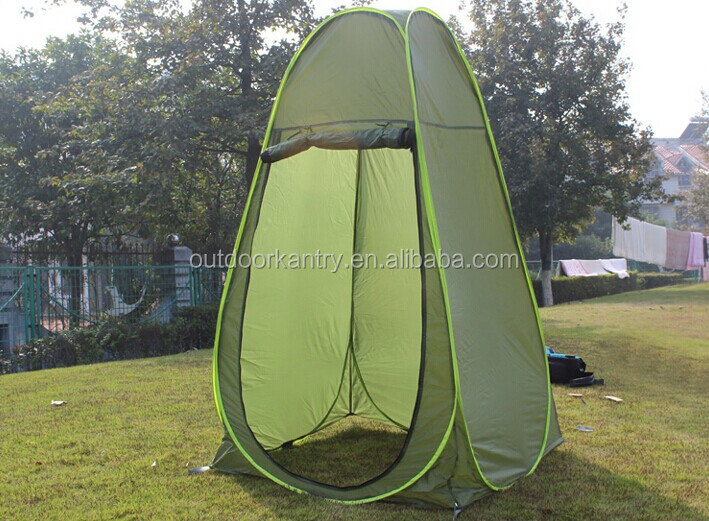 2 meter tall pop up camping tent for changing clothes or fishing or bath or toilet 2015