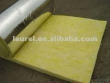 insulation glass wool blanket with foil