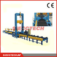 H steel beam production line