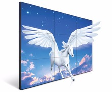 "Tiled LCD/LED video wall, large format display 46"", 3.5mm"