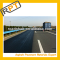 road cnstruction distributor asphalt silicone on highway