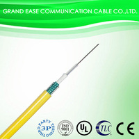 2015 new products GYXTW aerial single mode 24 core fiber optical cable price per meter