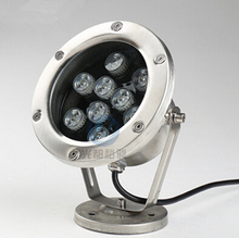 18W 24W 3W Marine 6W 9W 12W Underwater Light 6W Led,Ip68 Led Underwater Light Ip68