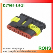automotive fuse box lamp holder connector