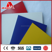 ALCADEX composite panel acp aluminium bond