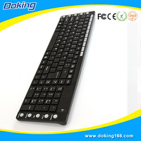 New design high quality wireless keyboard