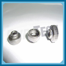 DIN 466 Zinc Plated Knurled Nuts with Collar