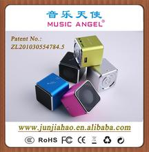 MUSIC ANGEL JH-MD07U line in bass guitar speaker gadgets for office