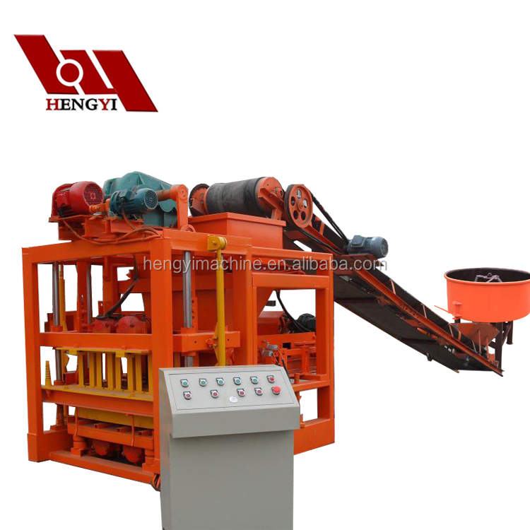 hot selling little blocks hollow block machine/used brick making machine for sale/paver block machine