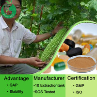 100% Bitter Melon Powder Bitter Gourd Powder Elaterin