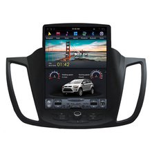 "10.4"" Vertical Screen For Ford Kuga Tesla style Navigation GPS Autoradio Head unit Android 7.1 2G Ram 32G Rom"