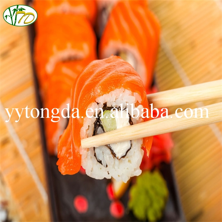China supplier economic disposable bulk chopsticks sushi custom