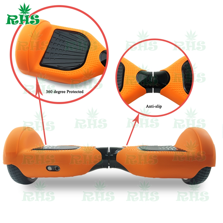 Wholesale Custom China 2 Wheel Hoverboard 6.5 8 10 Inch, Cheap Electric Smart Balance Wheel Hoverboard Silicone case