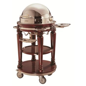 Luxury Hotel Buffet Dining Hand Cart