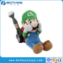 Super Mario Bros Plush cartoon character soft toy