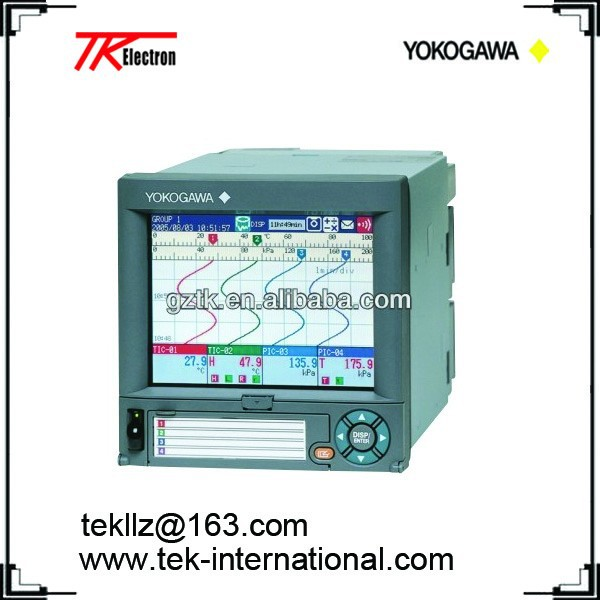 Yokogawa Paperless Recorder DX1006-3-4-1/N1/USB1