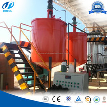 Production line of oil refinery/distillation