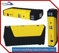 Multi-Function Petrol & Diesel 16800mAh 12V Car Power Bank car jump starter with air compressor