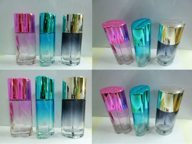 40ml lip glass perfume bottle